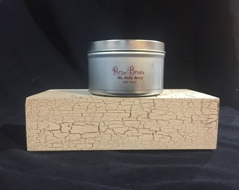 Ms. Holly Berry Soy Candle on sale