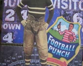 Football Player #60