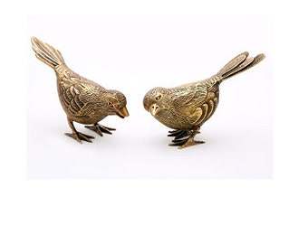 Brass Song Birds