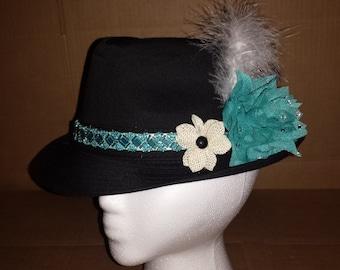 Women's Fedora Hat. MARKED DOWN!