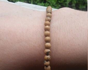 Chahua Jasper stretch bracelet