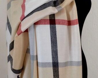Scarf for Women, Blanket, Pashmina, Shawl