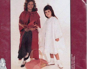 Deborah's Designs ~ Little Red Riding Hood ~ Sizes S- M- L