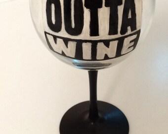 Straight Outta Wine