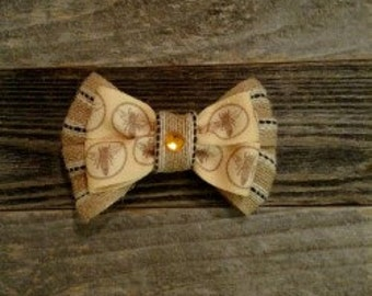 Rustic Bee Bow