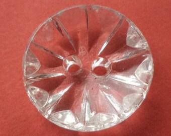 11 glass buttons buttons 18 mm (4665)