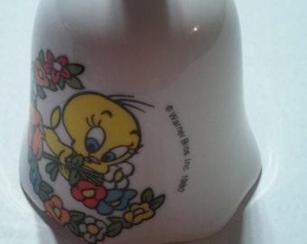 Vintage Warner Brother's Tweety Bird Bell