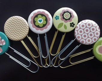 Decorative Paperclips/Planner Paperclips