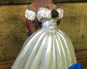 African American Children Figurines