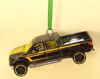 Ford F150 Truck - decoration - Christmas Ornament - FREE SHIPPING