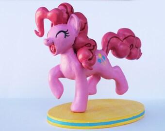 Pinkie Pie sculpture