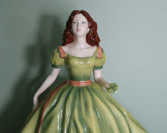 SALE Royal Doulton Irish Charm Figurine.  British Isles Collection.  Perfect condition