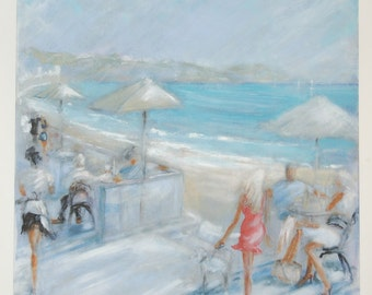 """Langland Bras Limited edition print on canvas 24""""x24"""""""