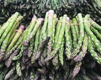Asparagus Photograph, Asparagus Photography, Fine Art Photography, Kitchen Photography, Farmers Market Photography