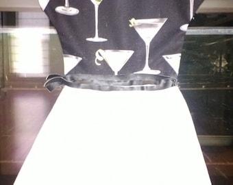 Martini Dress (White)