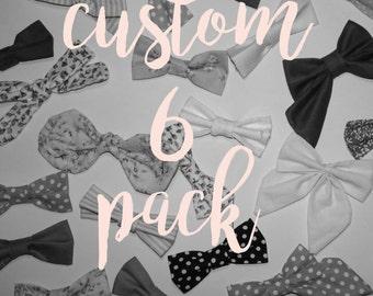 Custom 6 pack