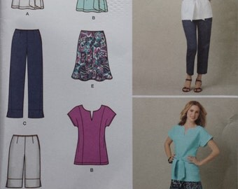 Simplicity 2191 Sewing Pattern Separates 16-24