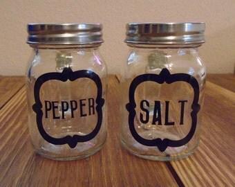 Salt and Pepper shaker's