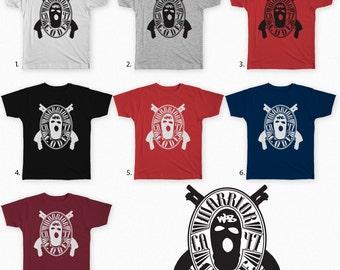 Warrior Code T-shirt