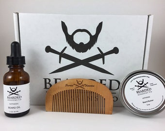 Basic Assassins Beard Kit