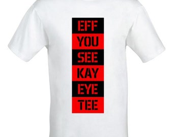 EFF IT T-SHIRT