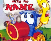 Personalized Storybook/The Train With No Name/Ages 0 to 7/Add Friends-Hometown-Family & More