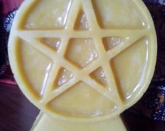 Bees wax Pentacle