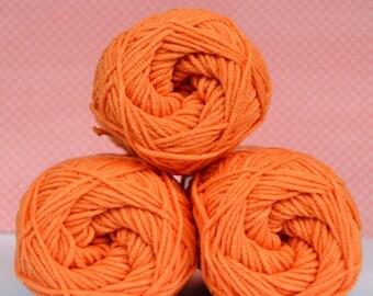 Kacenka by Nitarna Ceska Trebova, 50g 1 ball, soft cotton/acrylic yarn