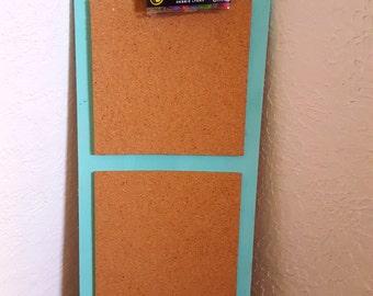 Pin note board- Blue