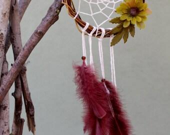 Sweet Sangria Dreamcatcher