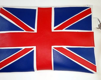 Rose Tyler Union Jack Purse