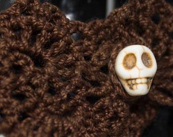 Lace Skull bracelet