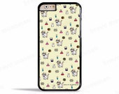 Cute iPhone 7 Case Geeky Science Cat Nerdy Cat Cute Gift Ideas Samsung Galaxy S7 Case Clear iPhone 6s Case