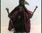 Crow Doll