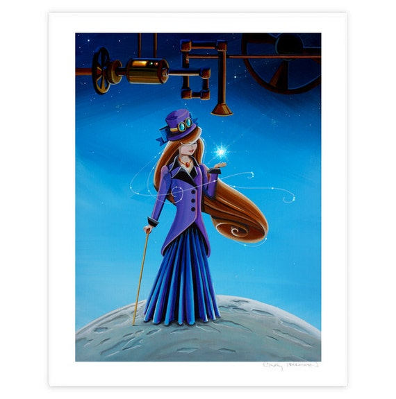 Dreamer Series Limited Edition - The Wish Maker - Signed 8x10 Semi Gloss Print (4/10)