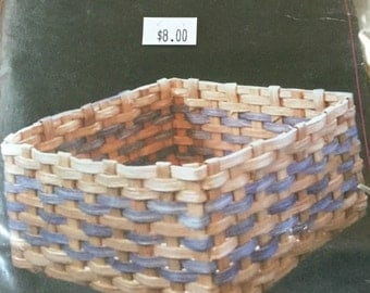 Basket Making Kit, 5 by 5 by 3