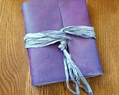 SALE Goddess Journal a mid size art writing journal by tremundo journals