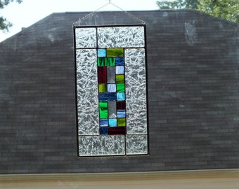 Architectural Stained Glass - Lead Free