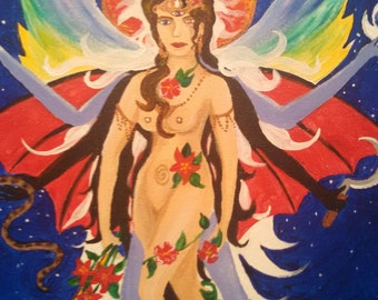 Goddess Kali (Mature Art)