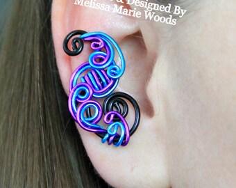 Loop-Tastic Ear Cuff - Stary Night