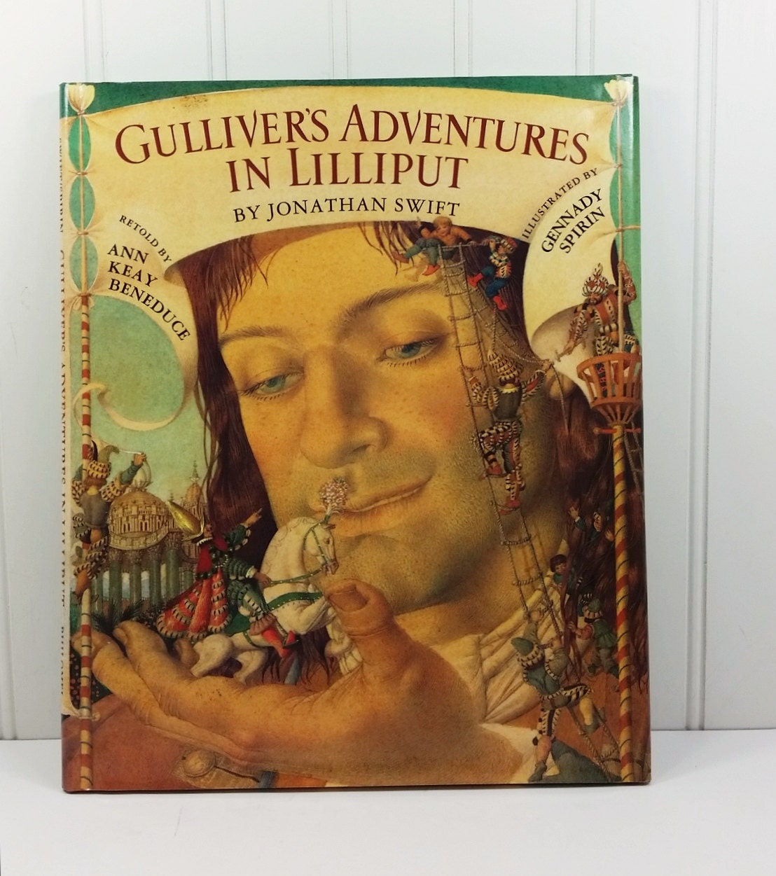Gulliver's Adventures In Lilliput Retold By Ann By