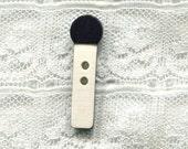 So Cool Vintage Casein Match Stick Button