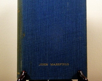 The Box of Delights John Masefield - 1935 First Edition Scarce Rare Copy- Childrens Stories - Great Condition