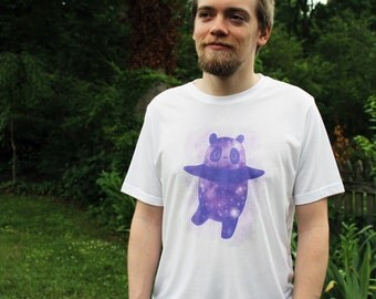 Galaxy Panda T Shirt