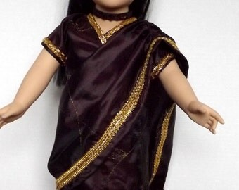 American Girl Princess of India gown or costume