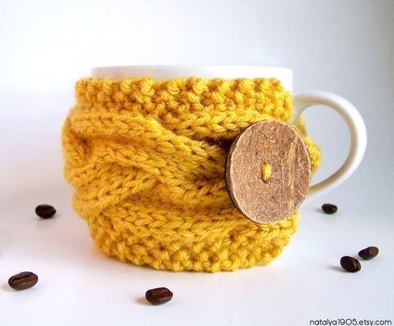 Coffee Cozy, Coffee Cup Sleeve, Tea Cozy, Coffee Mug Cozy Coffee Cup Cozy Coffee Sleeve Coffee Gifts Coffee Mug Sleeve Coffee Wedding Favors