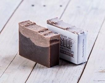 Oatmeal Stout Beer Soap   Handmade Soap   Homemade Soap   Artisan Soap