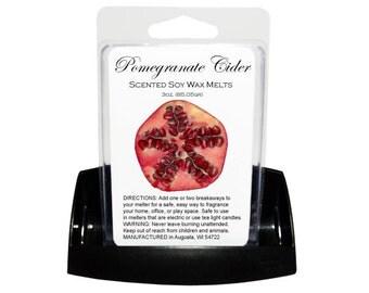 POMEGRANATE CIDER // Wax Tarts // Soy Tarts // Candle Tarts // Melting Tarts // Scented Tarts