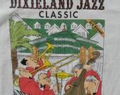 1992 Dixieland Jazz Classic Clearwater FL vintage tee shirt – size medium
