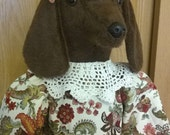 Dachshund Dog Vacuum Cleaner Cover